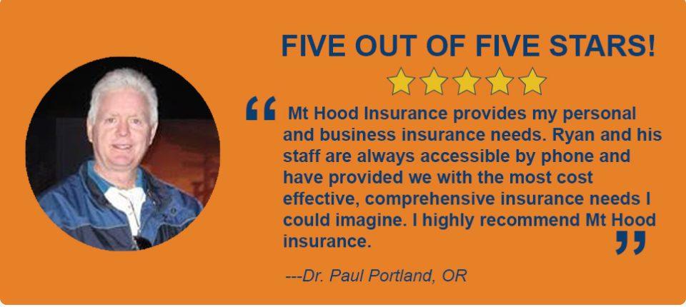 Mt Hood Insurance_Paul